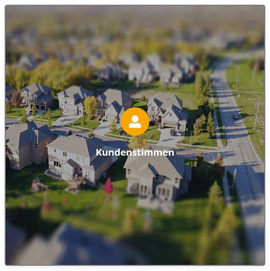 Beratung beim Kauf einer Immobilie
